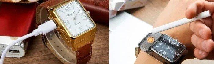 часы зажигалка купить в казахстане