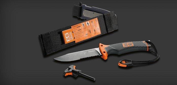 легендарный нож gerber bear grylls