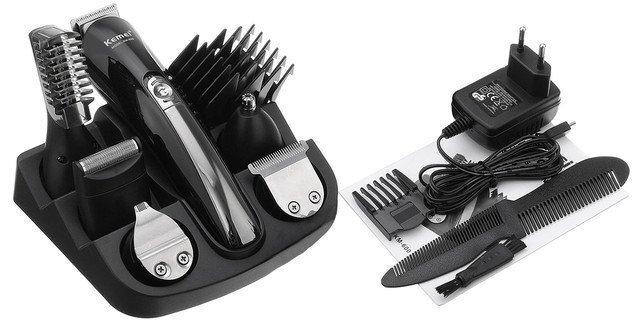Машинка для стрижки Kemei 11 в 1 (триммер для волос) - фото pic_d7e18a6f6d932d4c12917b9e77297f48_1920x9000_1.jpg