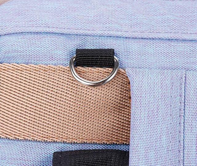 Сумка-рюкзак для мам Mommy Bag (ABOUTBABY) - фото pic_0026013bcf4c06ca3ac4444a2bcf768c_1920x9000_1.jpg