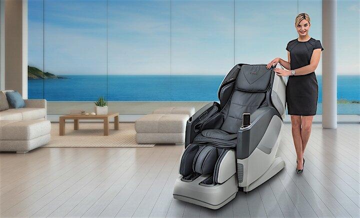 Массажное кресло Casada Aura Grey Black - фото pic_600f6649421ef42233bf0ee02eedc94f_1920x9000_1.jpg