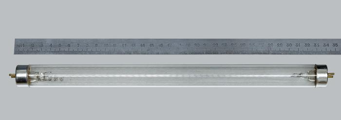 Лампа кварцевая 10W G13