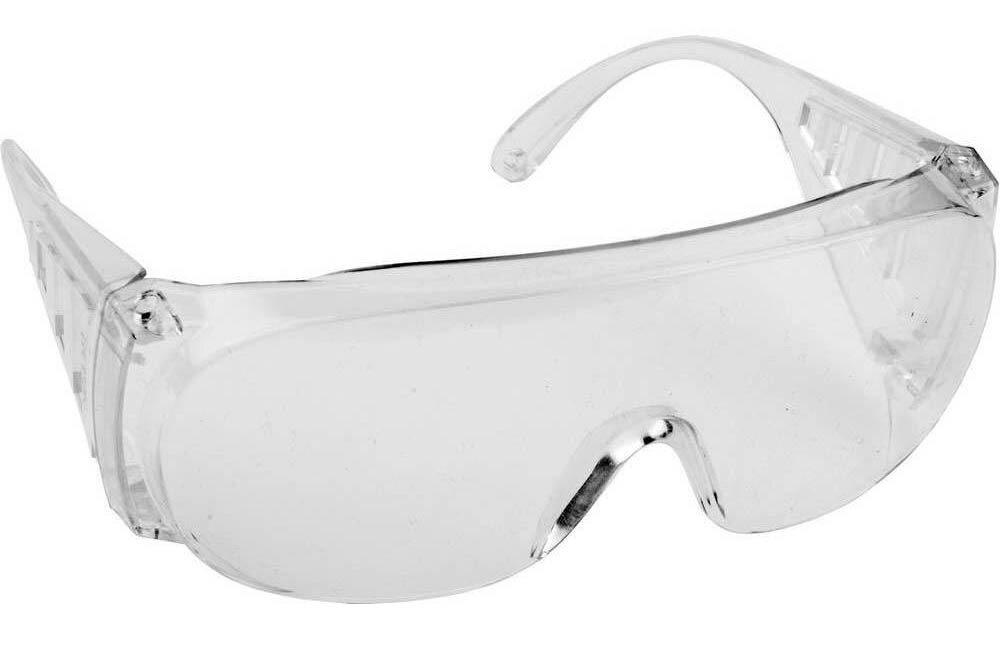 Очки УФ-защитные прозрачные (UV400)