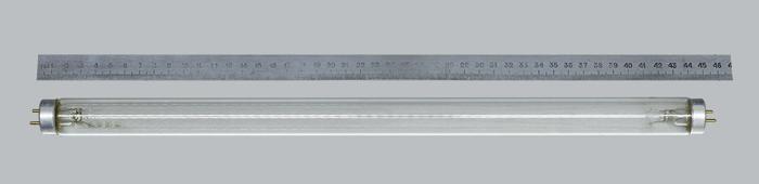 Лампа кварцевая 15W G13 T8