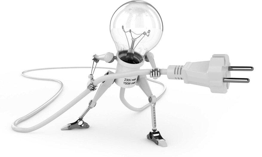 Пульсации осветительных приборов