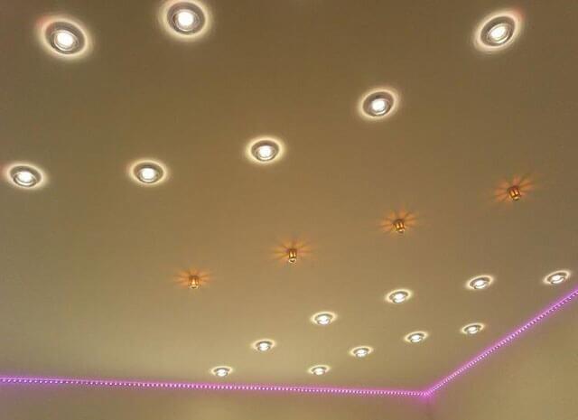 Минусы точечного освещения в квартире - фото pic_1db565dc13be55b0b2dcddd58b3021a7_1920x9000_1.jpg
