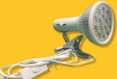 фотолампа опасная светодиодная