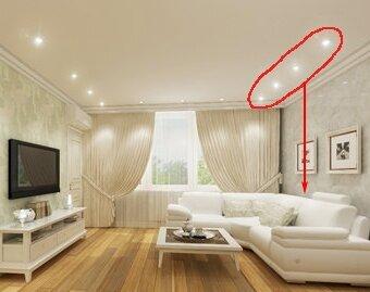 Минусы точечного освещения в квартире - фото pic_1bbfb8efe48cea7515a7e01a4ebde94b_1920x9000_1.jpg