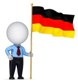 Лампа бактерицидная Osram Puritec HNS 15W G13 - фото Флаг Германии.png