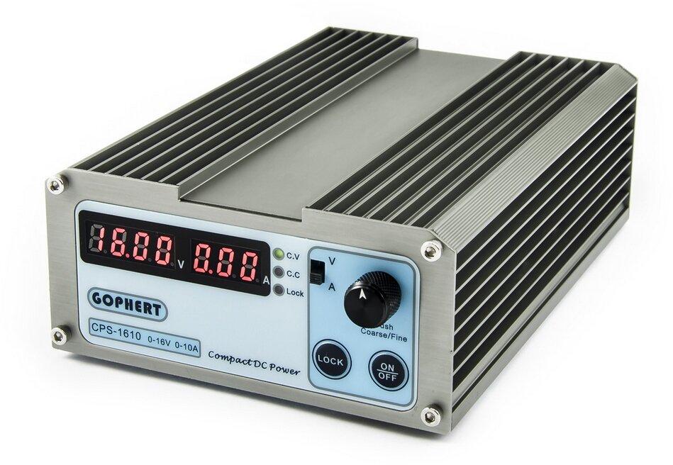 Лабораторный блок питания Gophert 1610