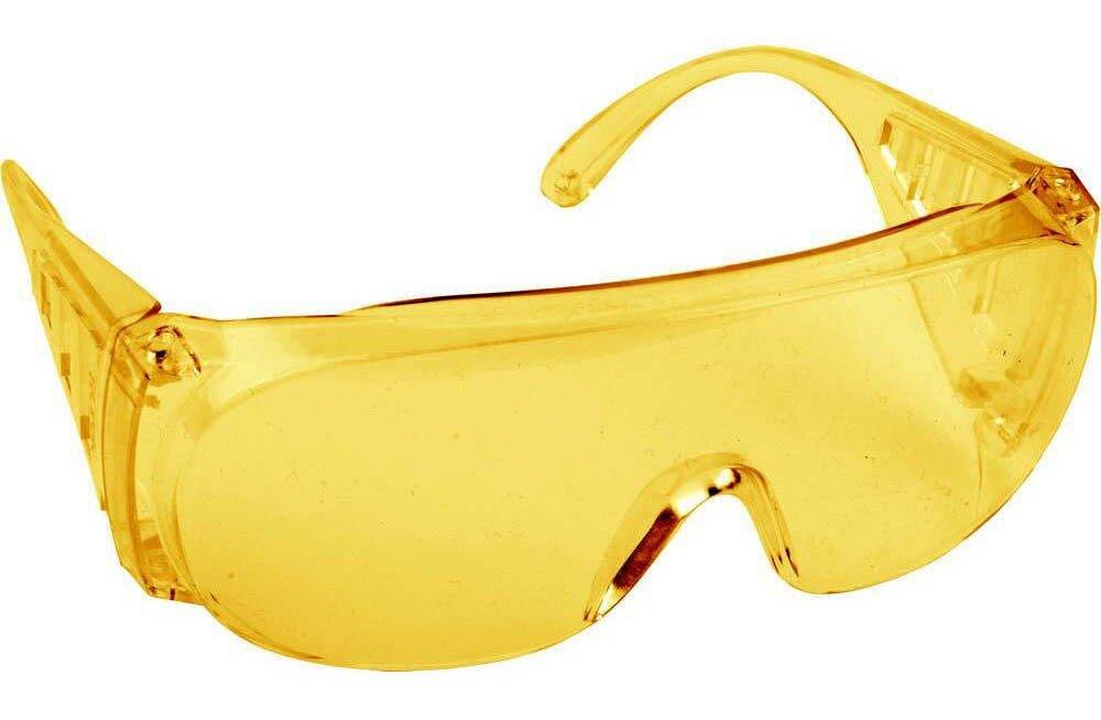 Очки УФ-защитные желтые (UV400)