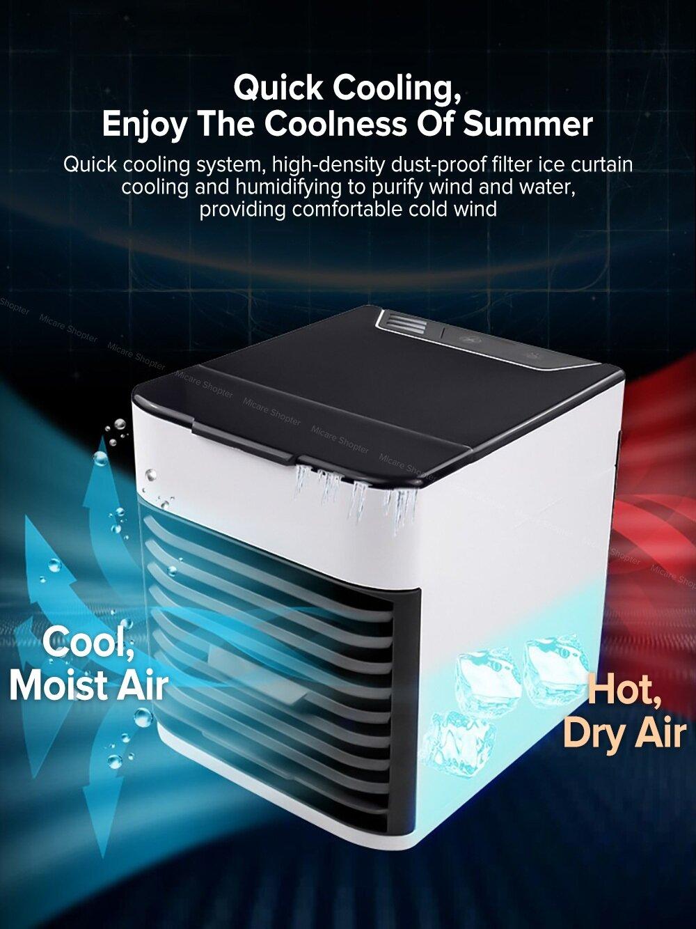 Охладитель воздуха кондиционер USB Arctic Air Ultra 2X - фото pic_aab6f942ede8ad96f2a271ef007e65dd_1920x9000_1.jpg