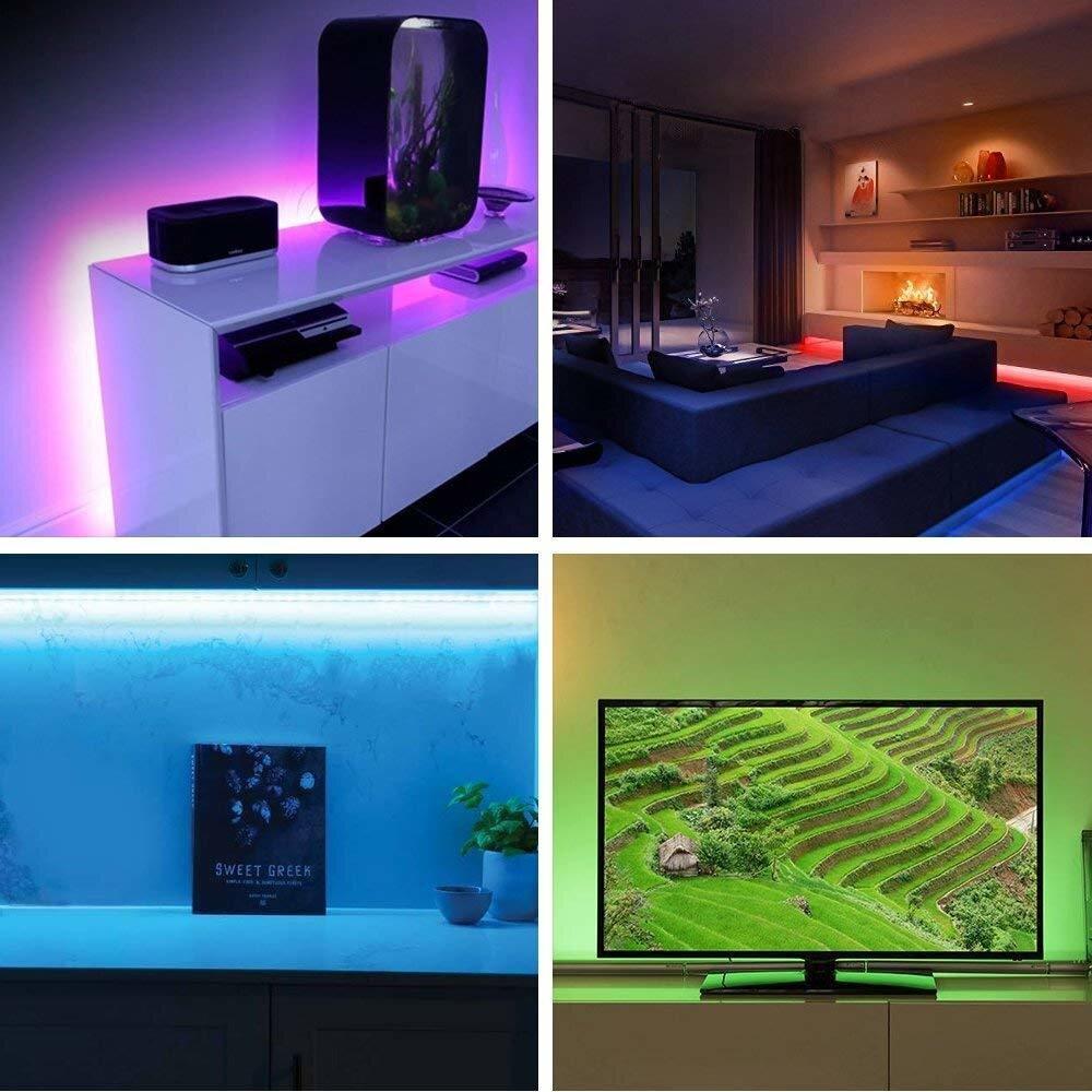 RGB лента 5 метров в силиконе + пульт ДУ + БП 12В полный набор - фото pic_8742fbeb45c7f336ae6d331e6dd755f0_1920x9000_1.jpg