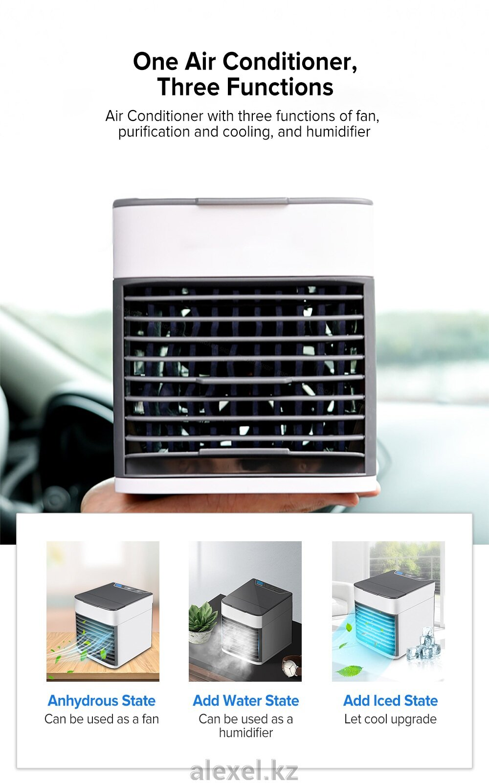 Охладитель воздуха кондиционер USB Arctic Air Ultra 2X - фото pic_716b7f2ad384f6f8ef74d148dd9c478d_1920x9000_1.jpg