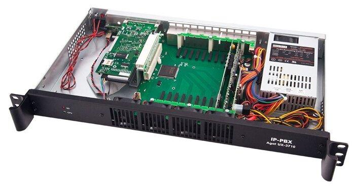 IP-АТС АГАТ UX-3710 - фото IP АТС Агат UX-3710