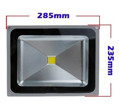 Светодиодный цветной прожектор софит RGB 30Вт - фото 4