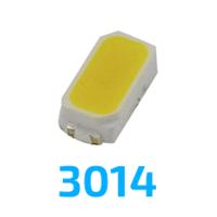 Яркая светодиодная лента SMD3014 белый 120 диодов/метр - фото SMD3014