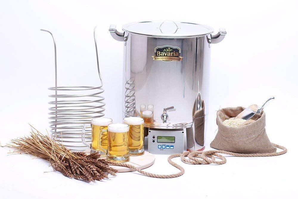 Как приготовить пиво в домашних условиях с помощью пивоварни Bavaria? - фото pic_bf74ab798443d96_1920x9000_1.jpg