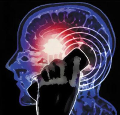Реакция людей на действие электромагнитного поля зависит от его частоты и величины